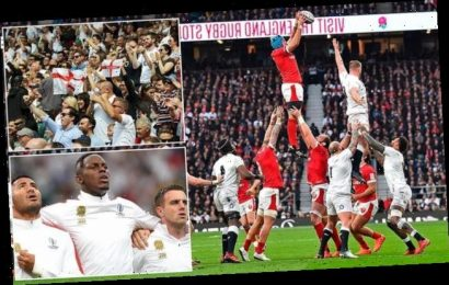 England fans could be BANNED from singing 'Swing Low, Sweet Chariot'