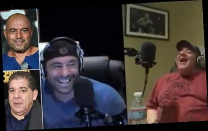Joe Rogan is BLASTED for laughing about coercing women into oral sex