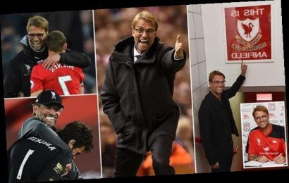 MARTIN SAMUEL: Klopp and Liverpool were made for each other