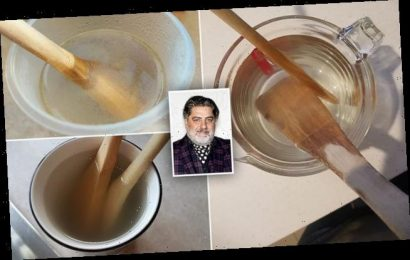 Home cooks disgusted after trying out Matt Preston's wooden spoon test