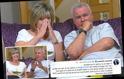 Eamonn Holmes accepts Gogglebox's apology for showing him laughing instead of discussing father's death in 'cruel' edit – The Sun