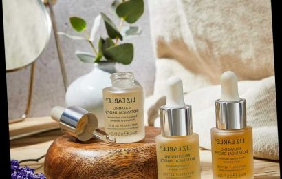 Liz Earle launches THREE new Botanical Drops and moisturisers as part of personalised skincare range