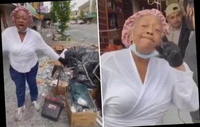 Black woman slams 'looters who trashed her store' and says Black Lives Matter protesters 'lied' – The Sun