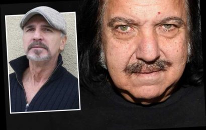 Video 'showing Ron Jeremy having sex with woman, 87, who appears confused and lacking faculties' investigated by cops