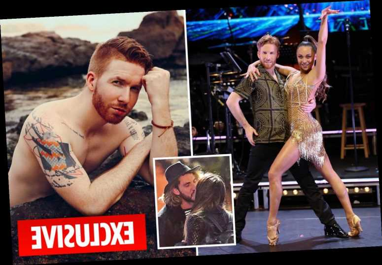 Strictly pro Neil Jones finally breaks silence on wife Katya Jones's snog with Seann Walsh