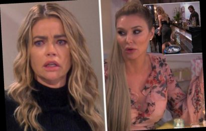 RHOBH Brandi Glanville claims she 'f***ed' costar Denise Richards and was told husband Aaron would 'kill her' if he knew – The Sun