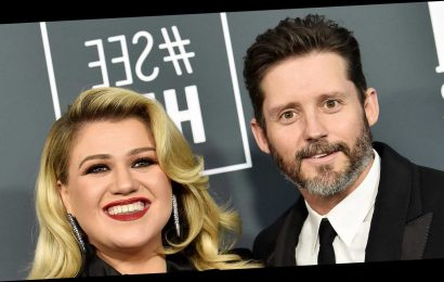 Kelly Clarkson, Brandon Blackstock Were All Smiles at Last Public Appearance