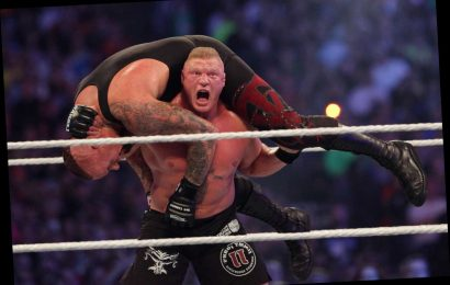 Brock Lesnar set for WWE return at SummerSlam in August after losing WWE Title to Drew McIntyre at WrestleMania – The Sun