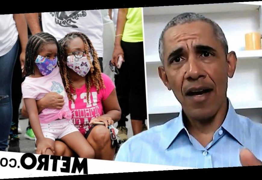 Obama tells young people of colour 'you matter' amid George Floyd protests