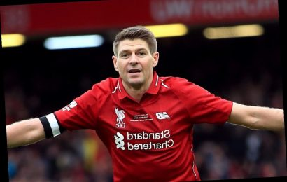 Steven Gerrard sends emotional message to Liverpool fans as Reds finally scoop elusive title after his infamous slip – The Sun