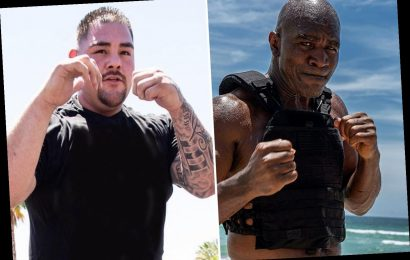 Evander Holyfield, 57, reveals sparring session with Ruiz Jr – 27 years his junior – made him realise he was too old – The Sun