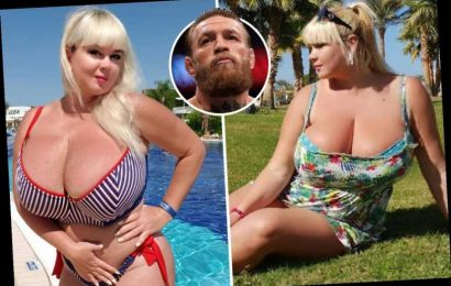 Plus-size model Mila Kuznetsova set for MMA debut.. and Conor McGregor could make guest appearance after UFC retirement – The Sun