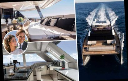 Inside Rafael Nadal's £4.5m new luxury yacht with a jet ski garage, on-deck bar and room for 12 pals – The Sun