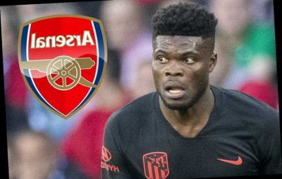 Arsenal warned by Thomas Partey's father they face competition to seal £45m transfer for Atletico Madrid star – The Sun