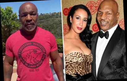 Mike Tyson claims he'd kill himself without 'teacher' wife Lakiha Spicer as he opens up on three marriages – The Sun