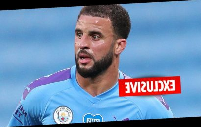 Inter Milan launch transfer chase for Man City's Kyle Walker and hope fresh start will tempt England star to Italy – The Sun