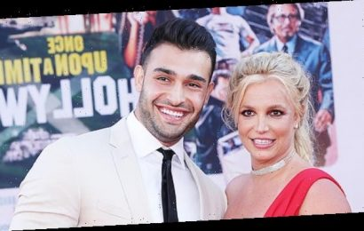 Britney Spears Goes On A Romantic Bike Ride With Boyfriend Sam Asghari After Fleeing Quarantine — See Pic