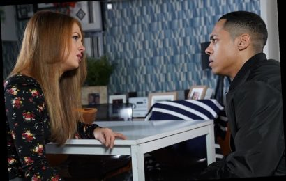 EastEnders spoilers: Keegan Baker and Tiffany in shock split