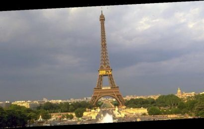 Paris Plans to Reopen The Eiffel Tower This Month