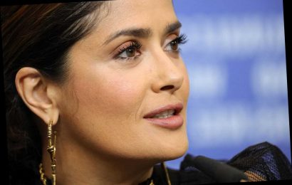 Salma Hayek joins efforts to find missing Texas soldier