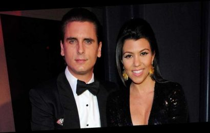 "Scott Disick Is ""Always Flirting"" With Kourtney Kardashian and Thinks She ""Looks Better Than Ever"""