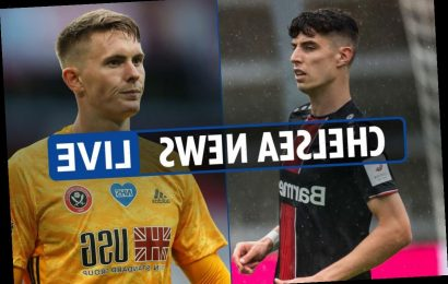 3.40pm Chelsea news LIVE: Frank Lampard discusses Kai Havertz transfer bid, Willian in talks over new long-term contract – The Sun