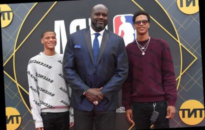 Shaquille O'Neal Reveals What He Tells His Sons to Say to Police: 'Try to Diffuse the Situation'