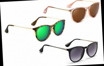 Amazon's Most-Reviewed Sunglasses Come in 21 Colors and Cost Just $15