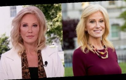 Kellyanne Conway Looks Drastically Different & Sparks Plastic Surgery Rumors In New Interview
