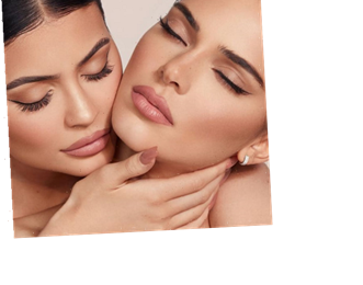 Kendall & Kylie Jenner: Half-Nude, All Over Each Other In Bizarre Photo Shoot