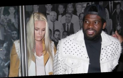 Lindsey Vonn & Fiance P.K. Subban Have Date Night Out at Catch LA