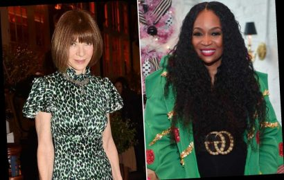 Marlo Hampton says lip-service from Anna Wintour just isn't enough