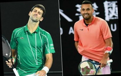 Nick Kyrgios rips Novak Djokovic after coronavirus diagnosis: 'Don't @ me'