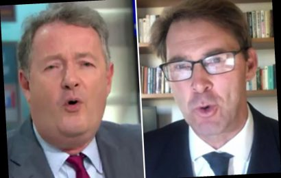 Piers Morgan sparks new Ofcom complaints from angry viewers after GMB clash with MP Tobias Elwood over sex ban – The Sun