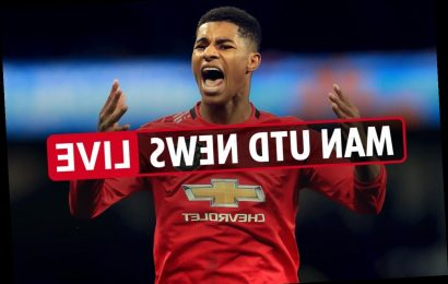 3.45pm Man Utd news LIVE: Rashford 'agreed' to Barcelona transfer, Ighalo CONFIRMED, Sancho hat-trick, Smalling to Roma – The Sun