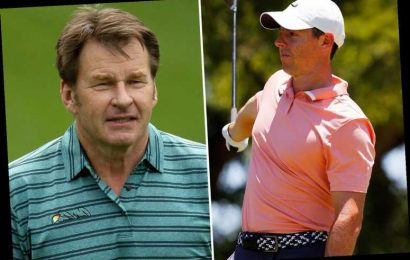 Rory McIlroy blasted by Sir Nick Faldo for 'having no plan B' after shocking final round collapse in Charles Schwab – The Sun