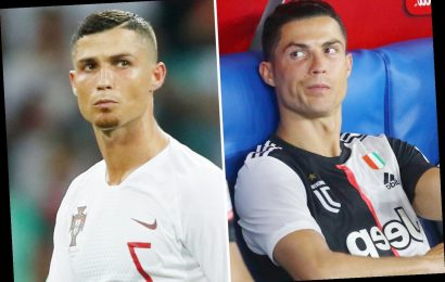 Ronaldo's penalty misery from Man Utd miss to Portugal and Juventus defeats after he insisted on taking fifth spot-kick – The Sun