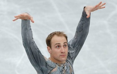 Olympic skater who made controversial comments is out as leader within USOPC, U.S. Figure Skating