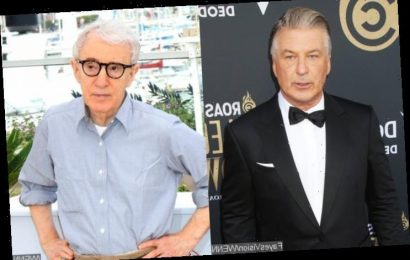 Alec Baldwin Claps Back After Criticized Over Woody Allen Post on Blackout Tuesday