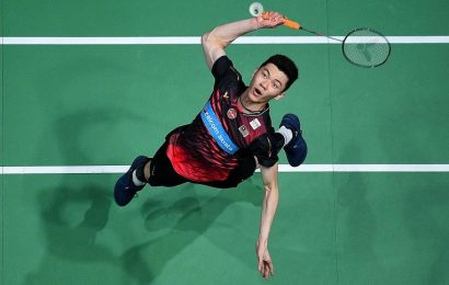 'No pressure' in becoming next Lee Chong Wei