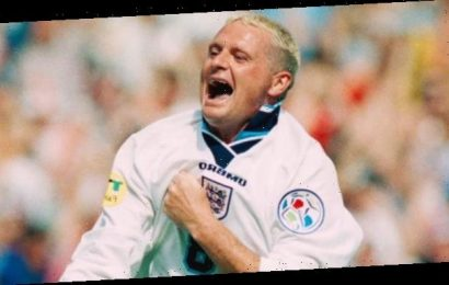 England 2-0 Scotland: What was it like to be on the receiving end of Gazza's genius?