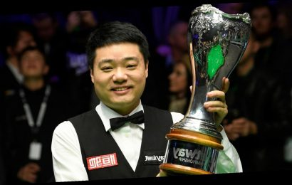 World Snooker Championship: Ding Junhui confirms his participation in Sheffield