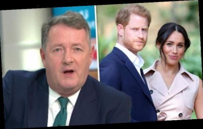 Piers Morgan slams Harry and Meghan over 'virtue-signalling' Commonwealth message
