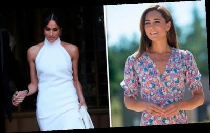 Kate Middleton follows in Meghan Markle's footsteps to set eco-friendly fashion trends