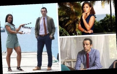 Death in Paradise: Will Neville Parker find love with Florence Cassell? BBC's HUGE clue