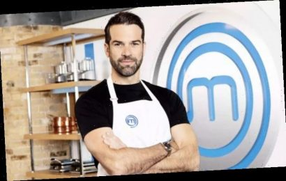 Gethin Jones: Celebrity MasterChef star's harsh comeback after being 'punched in the face'