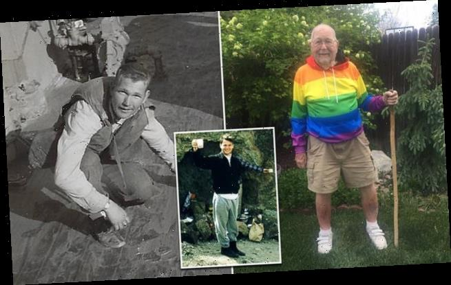 90-year-old father-of-one comes out as gay in emotional Facebook post