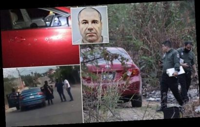 El Chapo's nephew, 45, is shot and killed in his car