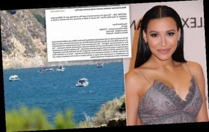 BREAKING: Naya Rivera autopsy reveals she accidentally drowned