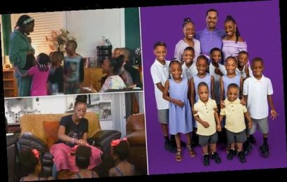 Parents detail what life is like with 14 CHILDREN in new TLC series